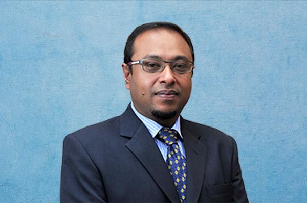 CEO Mahadi Harris
